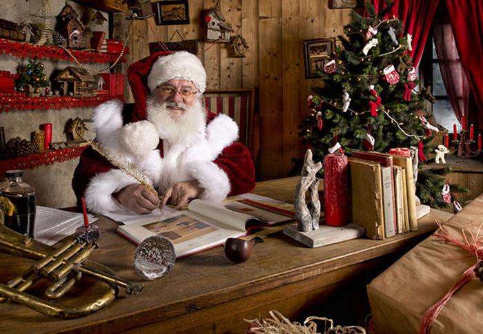 Hameau du Père Noel 10 Minuten entfernt