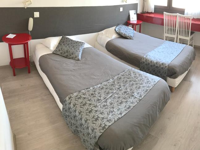 Zimmer mit Doppelbett 84 - 98 €